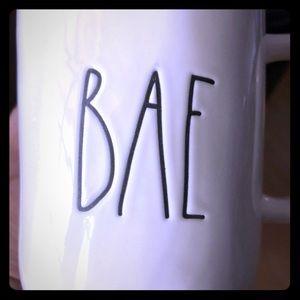 """Other - Rae Dunn """"Bae"""" mug"""